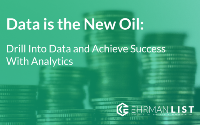 Data is the New Oil: Drill Into Data and Achieve Success With Analytics