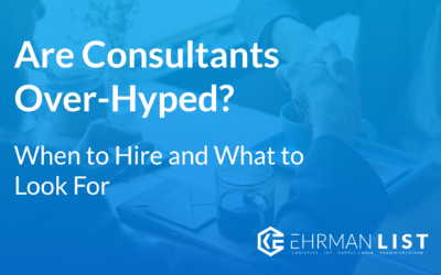 Are Consultants Over-Hyped?: When to Hire & What to Look For