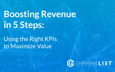Boosting Revenue in 5 Steps: Using the Right KPIs to Maximize Value