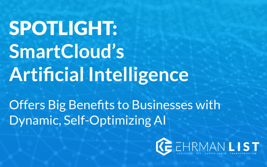 SPOTLIGHT: SmartCloud's Artificial Intelligence Offers Big Benefits to Businesses with Dynamic, Self-Optimizing AI